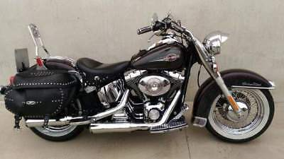 HARLEY-DAVIDSON 1450 Heritage Softail www.actionbike.it - export