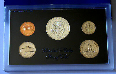 United States Proof Set *1968* - Usa Five Proof Coin Set -Original Box-