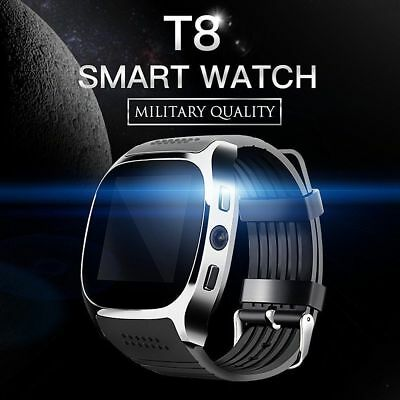 New Model 2018 T8 T8M Bluetooth Smart Watch Phone Wrist watch for Android or iOS