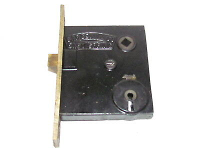 Vintage Antique Sargent Entry Door Mortise Lock #7