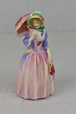 Royal Doulton Miss Demure Lady Figurine HN 1402
