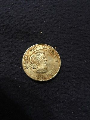 For My Money Romeo You're A Honey Juliet Rare Coin.