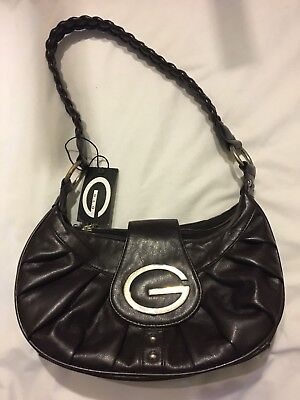 Women's Dark brown, Shoulder Bag/tote,  By G.L.O.    New With Tags