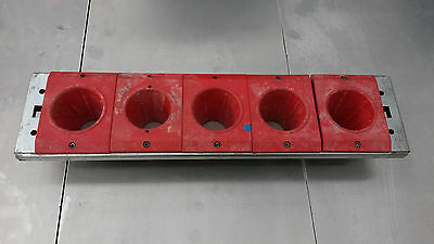 Lot of 12 New Lista X4045 ISO SK 50 Molded Tool Holders