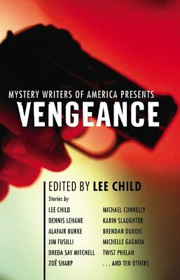 MYSTERY WRITERS OF AMERICA PRESENTS VENGEANCE - Hardcover **BRAND NEW**