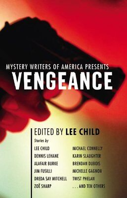 MYSTERY WRITERS OF AMERICA PRESENTS VENGEANCE - Hardcover *Excellent Condition*