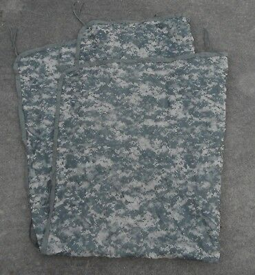 US Army Issue ACU UCP Camo Poncho Liner Woobie 0 New
