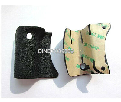 New Main Front Right Grip Rubber For CANON EOS 550D 600D REBEL T3i KISS X5 +Tape