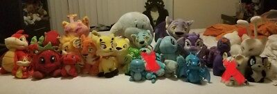 Neopets Lot (Plush and Interactive Toys)