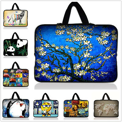 "Laptop Ultrabook Sleeve Case Bag Cover For 15""-15.6"" MacBook HP Dell Acer Lenovo"