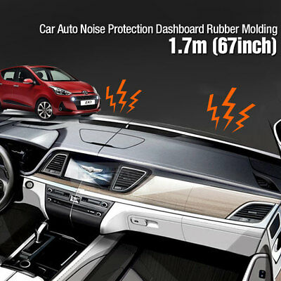 Car Door Auto Noise Rubber Wind Seal Strip B type For HYUNDAI 2008-2018 i10