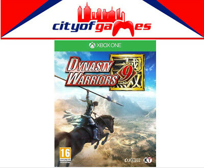 Dynasty Warriors 9 Xbox One Game New & Sealed In Stock