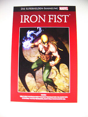Marvel Die Superhelden-Sammlung Band 28 Iron Fist Evt 31.1.2018*