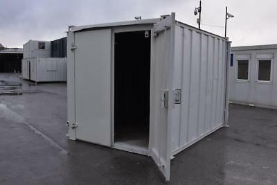 12′ x 8' Portable Building - Storage Container