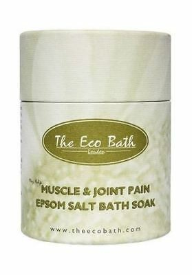 The Eco Bath | Epsom Salt Bath Soak - Muscle 250g