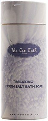The Eco Bath | Epsom Salt Soak - Relaxing 1000g