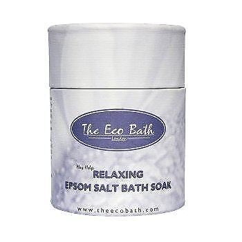 The Eco Bath | Epsom Salt Soak - Relaxing 250g