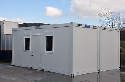 T F Jackson's Portable Building New  2 Bays 20' x 16' / 6m x 5m Site Office