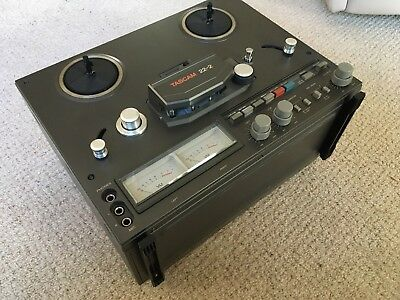 TASCAM 22-2 reel to reel tape recorder, 2 track stereo, 7.5 and 15 ips.