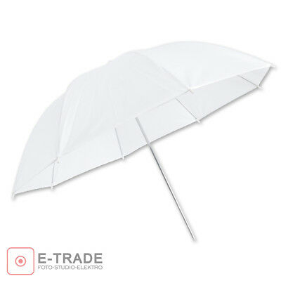 photo studio 110cm White Photo Studio UMBRELLA - diffuser