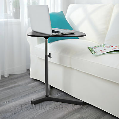 PC Computer Table For Beamer Laptop Table Notebook Table Adjustable Black  IKEA