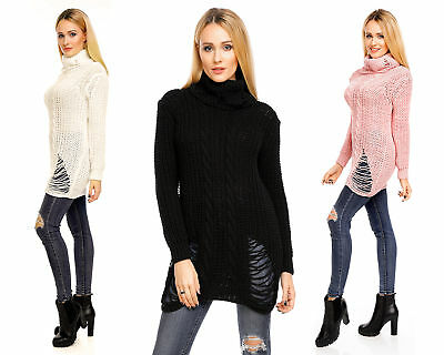 6c64ad9a455e58 Miss Eleven Pullover Oberteil Sweatshirt Top Made in Italy OneSize IMP1005