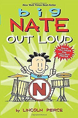 Big Nate Out Loud, Peirce, Lincoln, Used; Good Book
