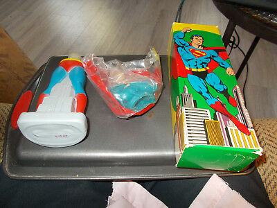 Avon Superman Bubble Bath For Children 8 Fl.oz. Brand New In Open Box