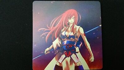 Untersetzer Coaster . Anime Motive F-J Fairy Tail Free Fate Gintama Highschool
