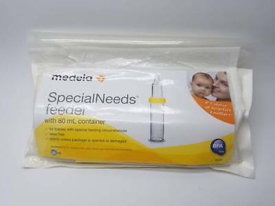 Medela Special Needs feeder with 80ml bottle EXP 08-2017