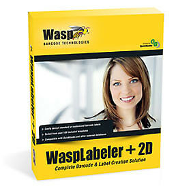 Wasp, Labeler +2D (5 User Licenses)