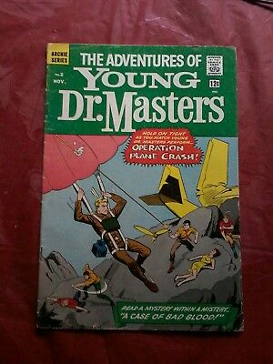 #2 The Adventures Of Young Dr. Masters 1964