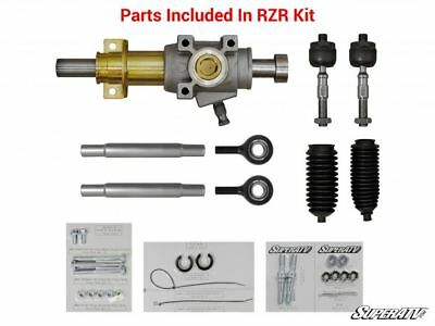 Polaris RZR 800 Heavy Duty Rack And Pinion - SuperATV