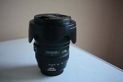Canon L-series 24-105mm F/4 IS USM Lens