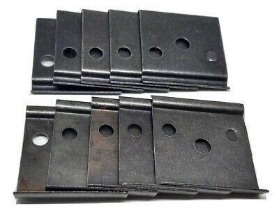 "Red Devil Scraper Blades 1 1/2""  - Lot of 10"