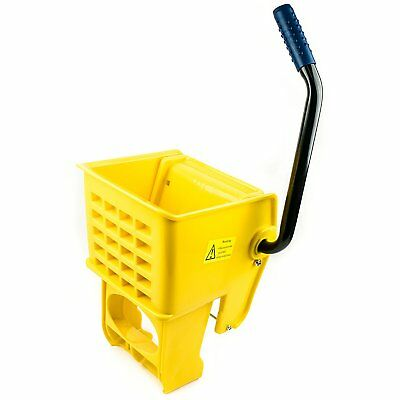 Side Press Wringer Replacement for Mop Bucket 36 qt Yellow -WRINGER-36QT-YEL
