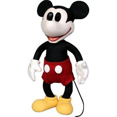 Mickey Mouse WDW 2015 Disney Convention Limited R John Wright Felt Doll Figure