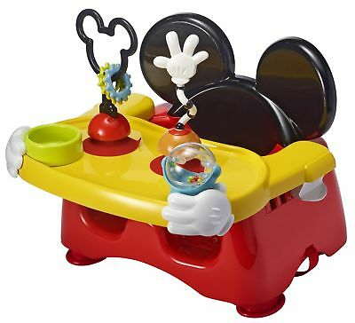 The First Years Disney Baby Helping Hands Feeding and Activity Seat, Mickey M...