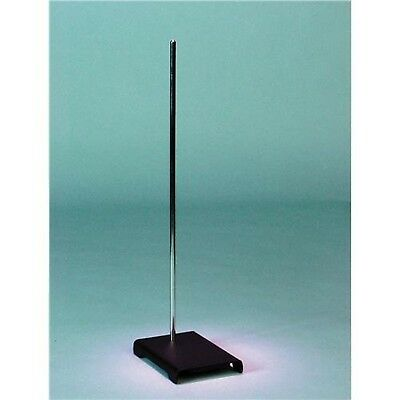 """United Scientific SSB6X9 Support Stand with Rod, 9"""" Base Length x 6"""" Base Width"""