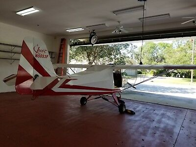 2007 Just Escape Single Engine Ultralight Aircraft Located In Ft Myers (Ridd)