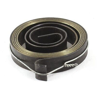 uxcell 13-inch Drill Press Quill Feed Return Coil Spring Assembly 0.8cm