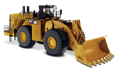 DM 1:50 Caterpillar CAT 994K Wheel Loader with Rock Bucket - High Line Series