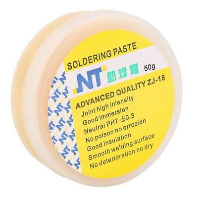 Rosin Soldering Flux Paste Solder Welding Grease Cream Phone PCB 50g ASS