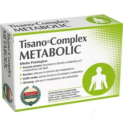 Tisano Complex Metabolic 30cpr