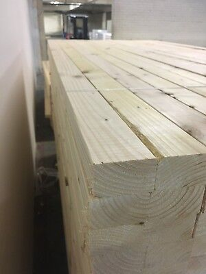 Timber 3X2 Planed Easy Edge 75X47 6 X 3M Lengths Next Day Delivery!