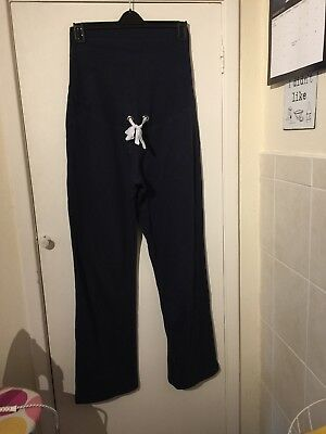 Size 12 Maternity Joggers Trousers (over Bump)