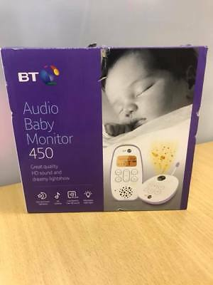 BT Audio Baby Monitor 450 - BOXED (ROC99550)