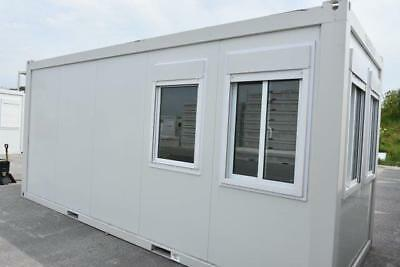 TF Jackson Portable Building New 20′ x 8′ Weighbridge Office