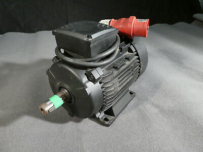 AEG 2.2kW 3 Phase Motor (two available)