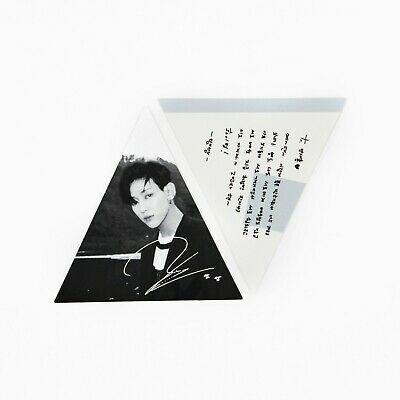 [GOT7]2nd/7 for 7 Present Edition/Official Photocard-BAMBAM/Triangle PC